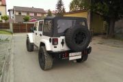 4x4 Bumpers - JK Rear Bumper