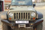 4x4 Bumpers - JK/J8 Front Bumper