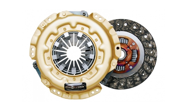 Clutch and disk Centerforce I